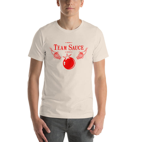Team Sauce Short-Sleeve Unisex T-Shirt - Guidogear