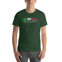 Load image into Gallery viewer, Italians Do It Better Short-Sleeve Unisex T-Shirt - Guidogear