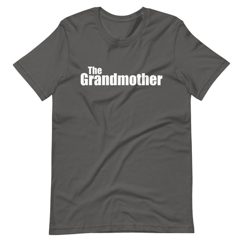 The Grandmother Short-Sleeve Unisex T-Shirt - Guidogear