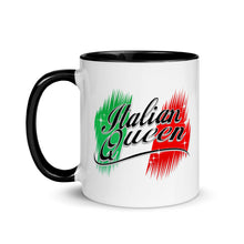 Load image into Gallery viewer, Italian Queen Mug with Color Inside - Guidogear