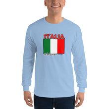 Load image into Gallery viewer, Italia il bel paese Unisex Long Sleeve Shirt - Guidogear