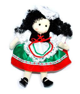 Musical Italia Doll - Guidogear