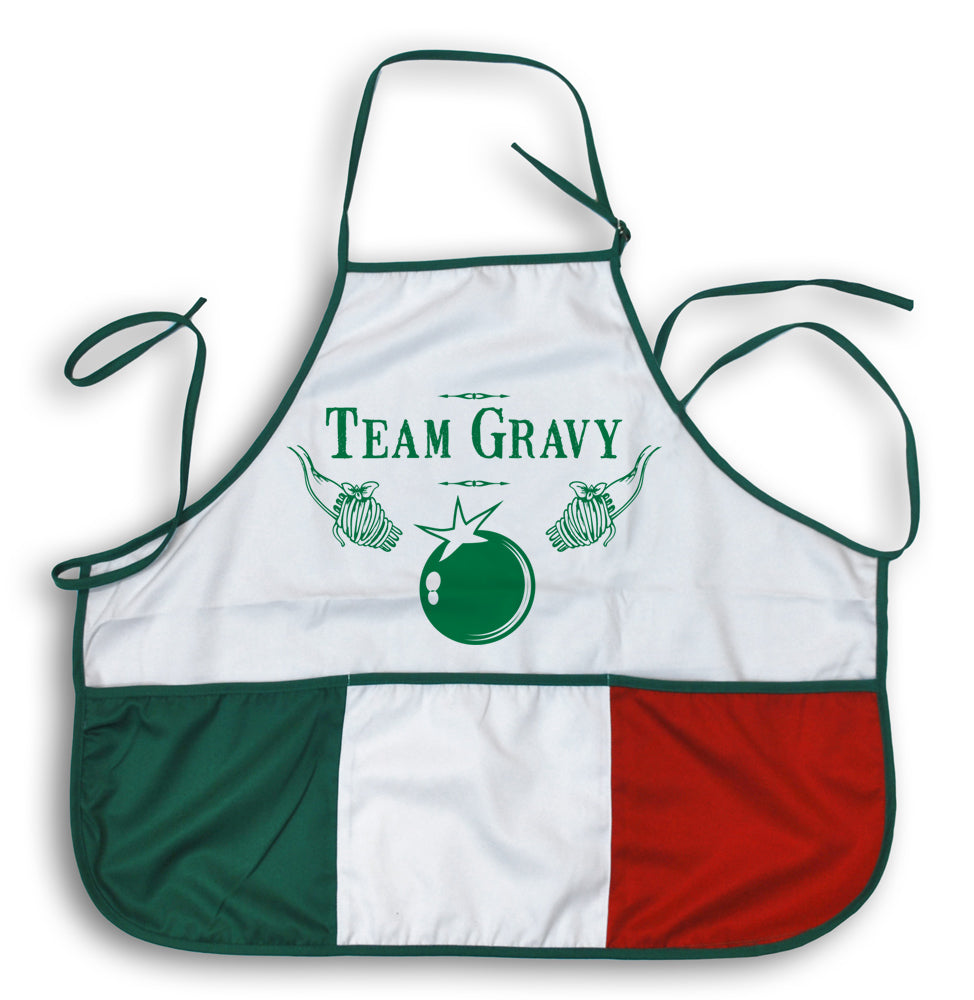 Team Gravy Italian Apron - Guidogear