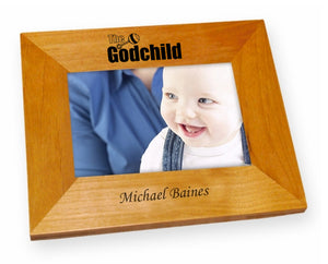 The Godchild Picture Frame - Guidogear