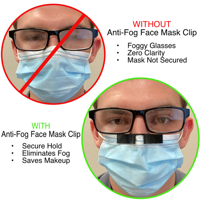 Anti-Fog Face Mask Clip - Maskein USA