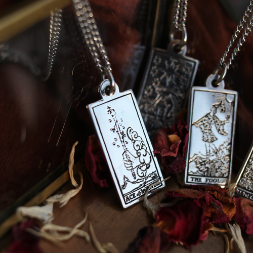 BACK SOON | Tarots Tale 'Ace of Wands' Necklace | Harmony Nice X Dixi