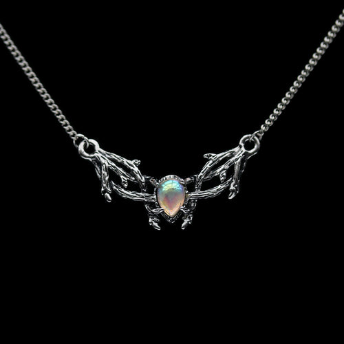 Skadi's Army Mystic Mini Thorn Branch Choker Necklace