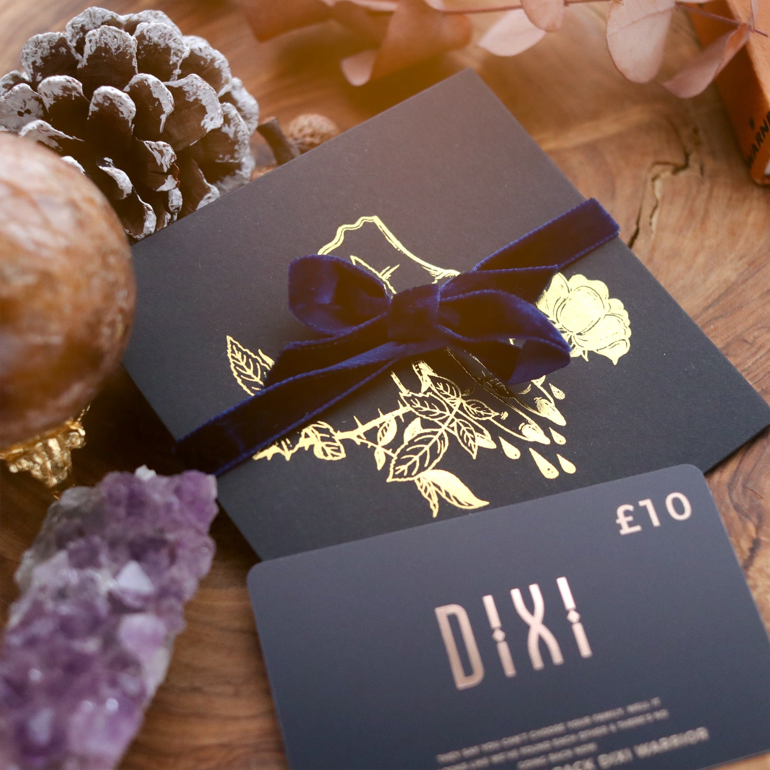£10 Gift Card With Luxury Envelope