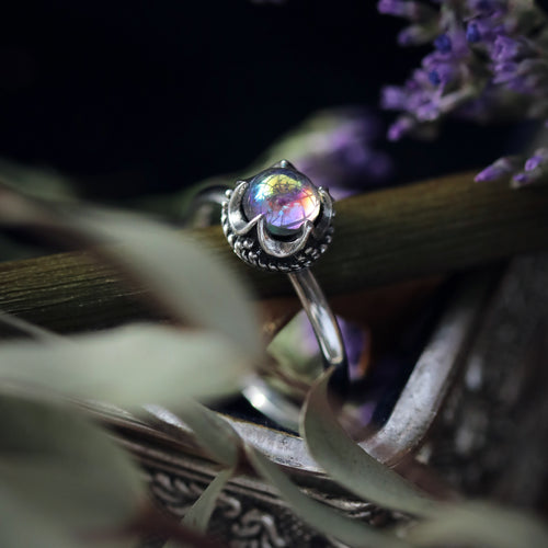 Voluspa Mystic Sterling Silver Ring