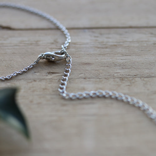 Plain Silver / Gold Chain Necklace