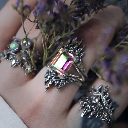 Aster Mystic Ring