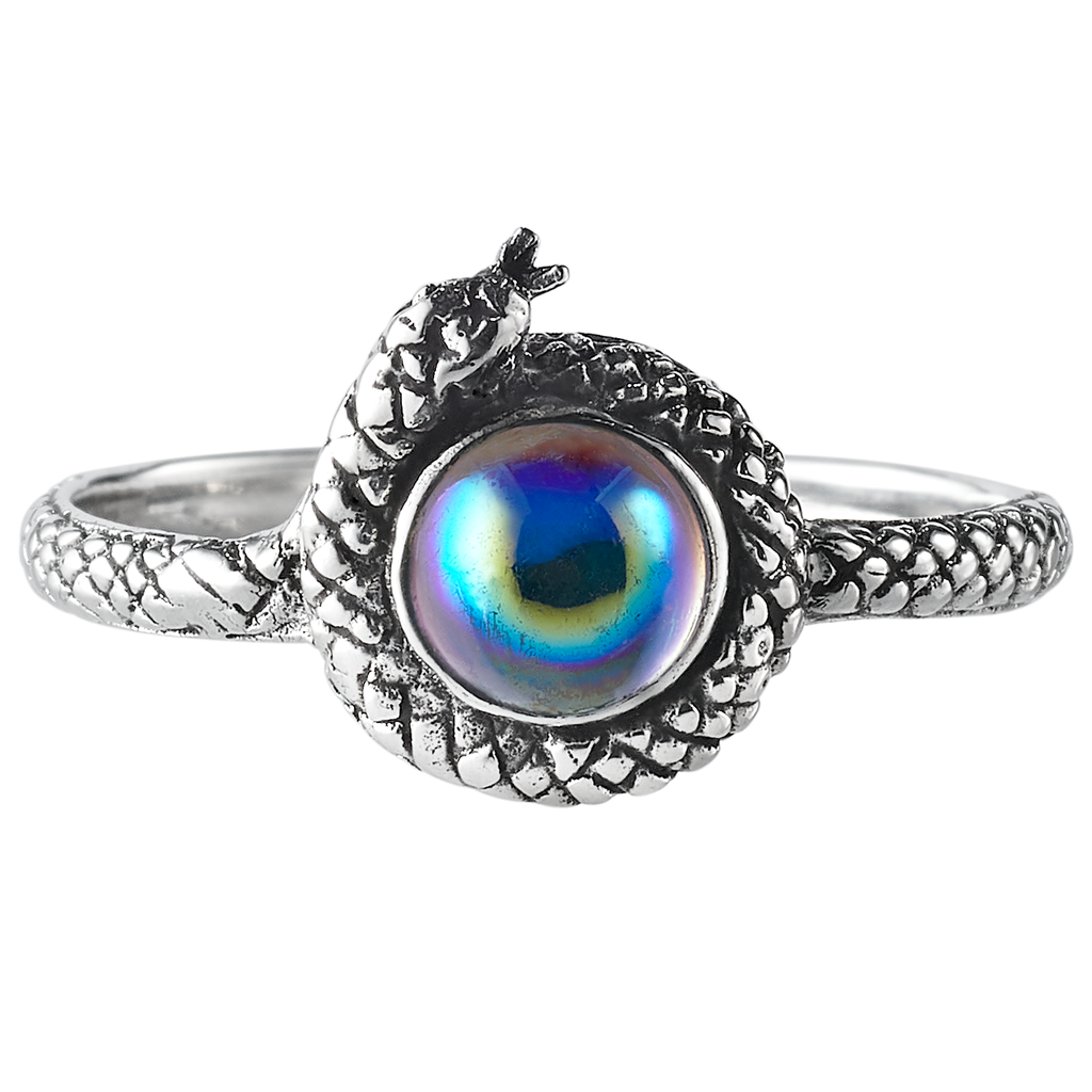 Ursula Galaxy Cosmic Sterling Silver Ring