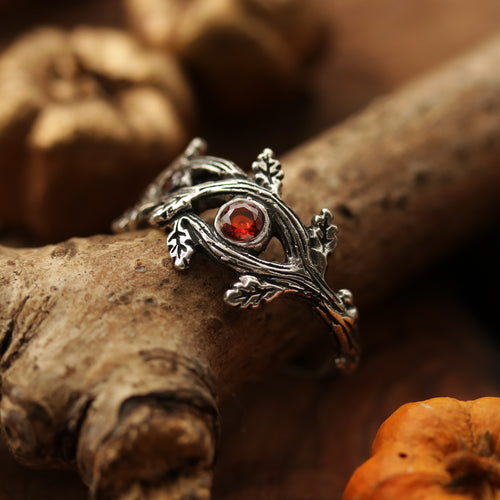 Berry Branch Boho Ring | Talent Scout Winner
