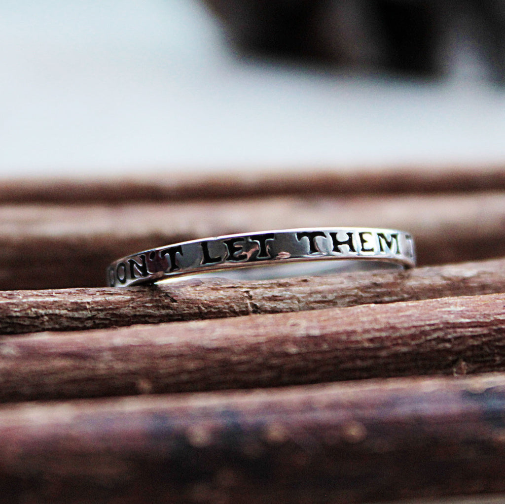 Star Crossed Lovers Boho Ring