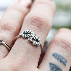 Sylvestris Deus Wrap Ring