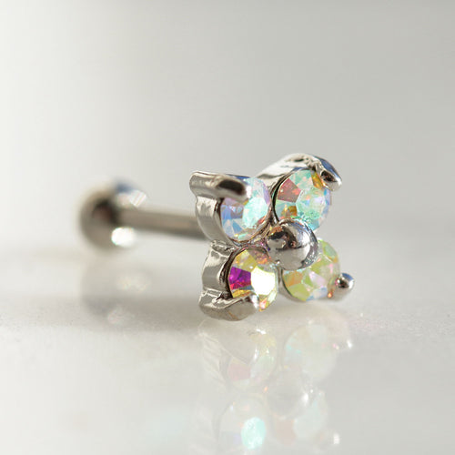 Summer Starlight Crystal Barbell *Colour Selection