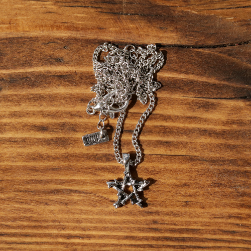 LAST CHANCE Willow Magick Pentagram Thorn Necklace | Harmony Nice X Dixi