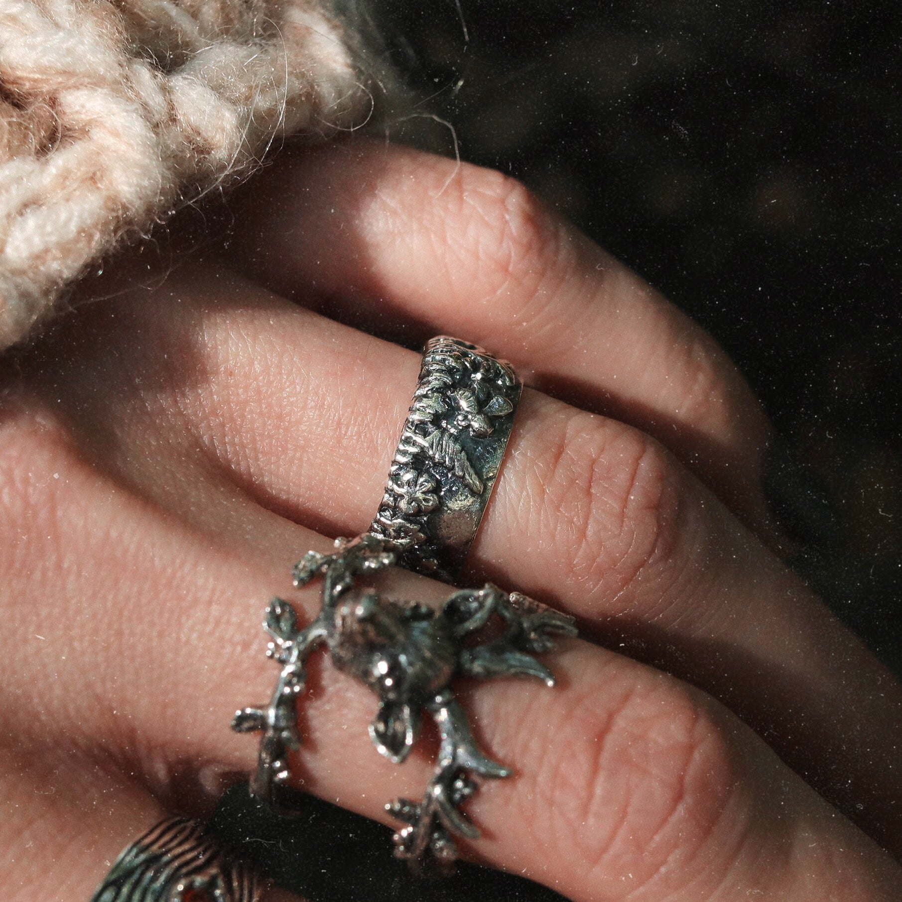 Anthousai's Dream Wildlife Boho Ring | Talent Scout Winner