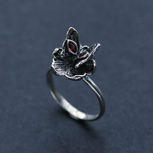 Eden Nymph Butterfly Ring | Harmony Nice X Dixi