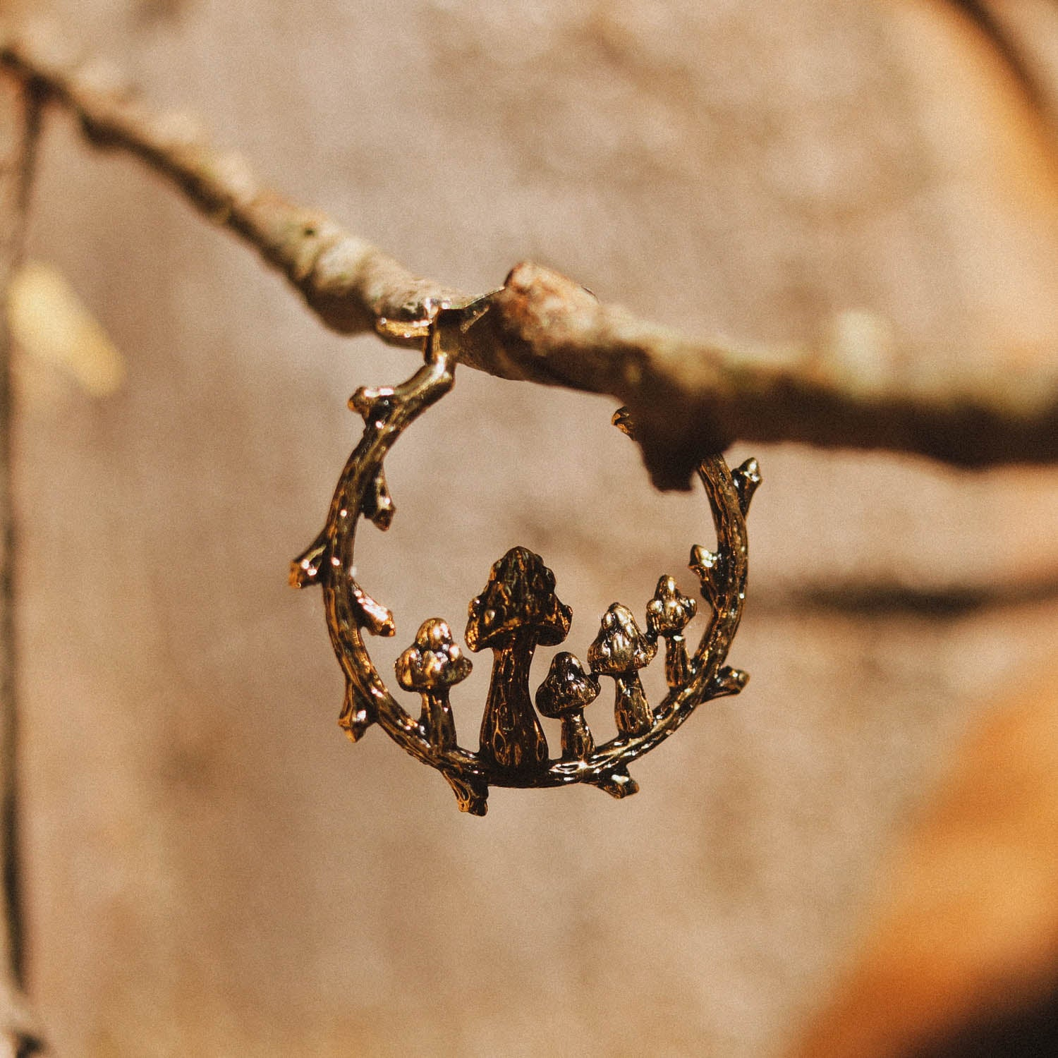 BACK SOON | Fairy Ring Hoop Earrings | Harmony Nice X Dixi