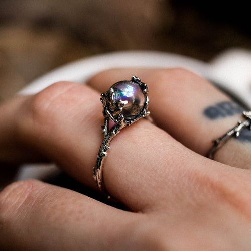 LAST CHANCE Willow Magick Future Mystic Pentagram Ring | Harmony Nice X Dixi