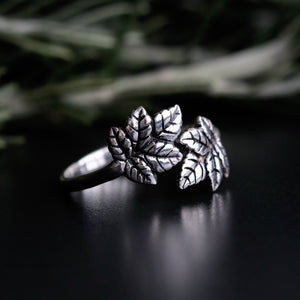Sylvestris Deus Boho Wrap Ring