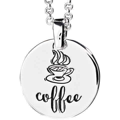Coffee Lovers Necklace