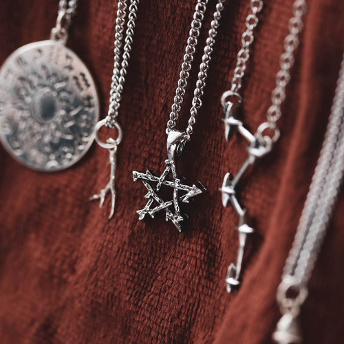 Woodlands Silver Necklace *Style Select | Harmony Nice X Dixi