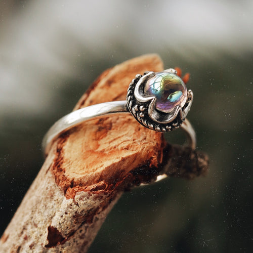 Voluspa Mystic Crown Ring