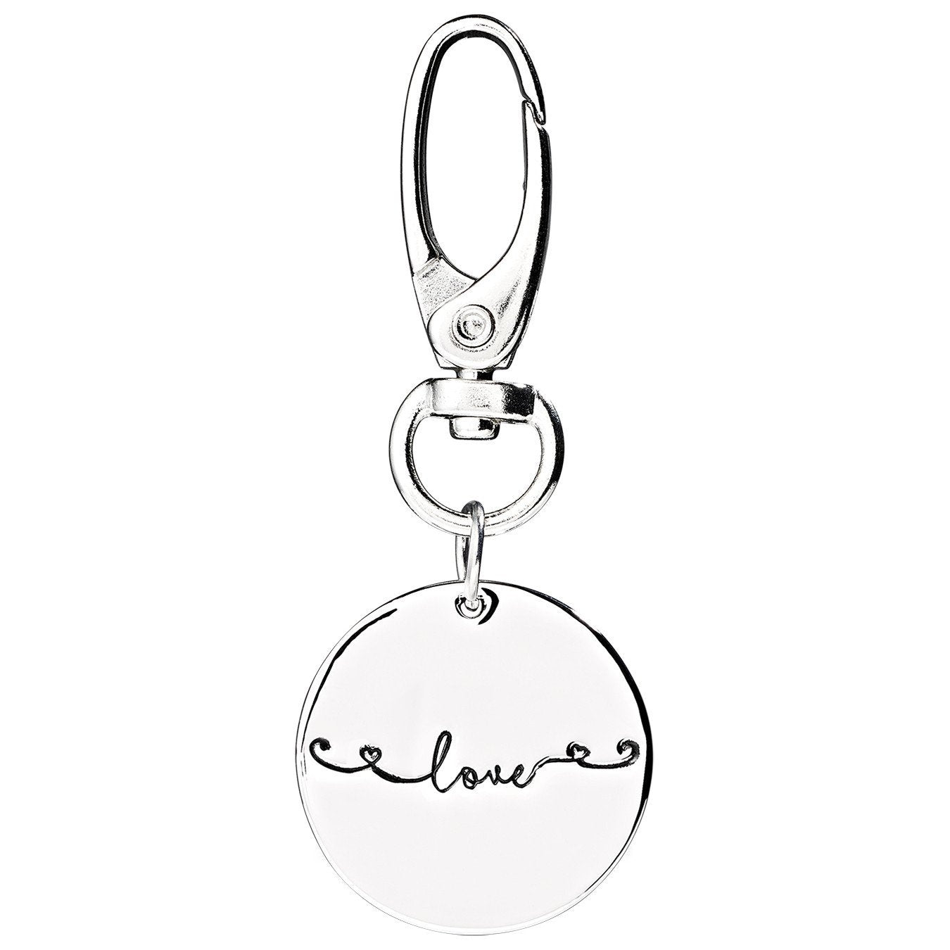 Dixi Quote Keyring *Style Select