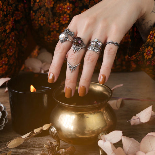 Vintage Ice Queen Small Cauldron | UK ONLY