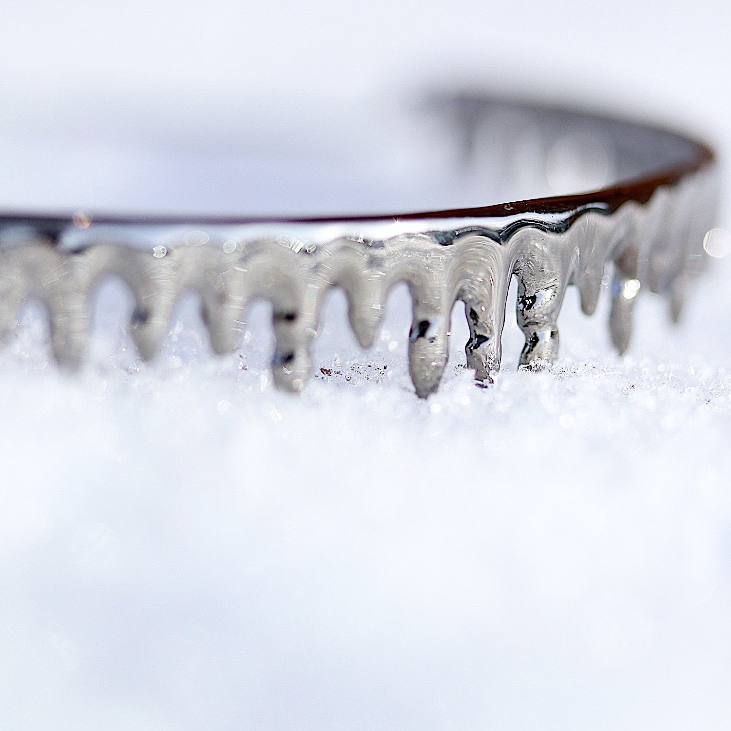Alyssum Icicle Choker *Colour Select