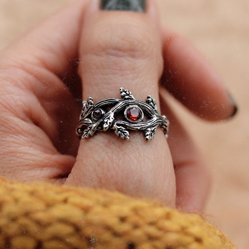 LAST CHANCE Berry Branch Boho Ring | Talent Scout Winner