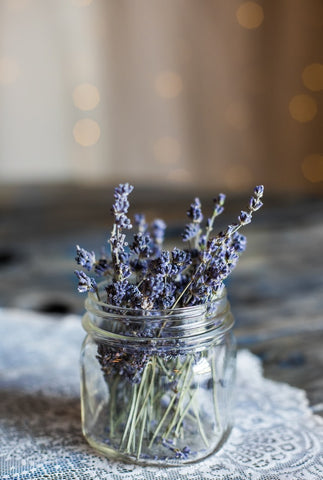 Lavender Property of @the_modern_life_mrs