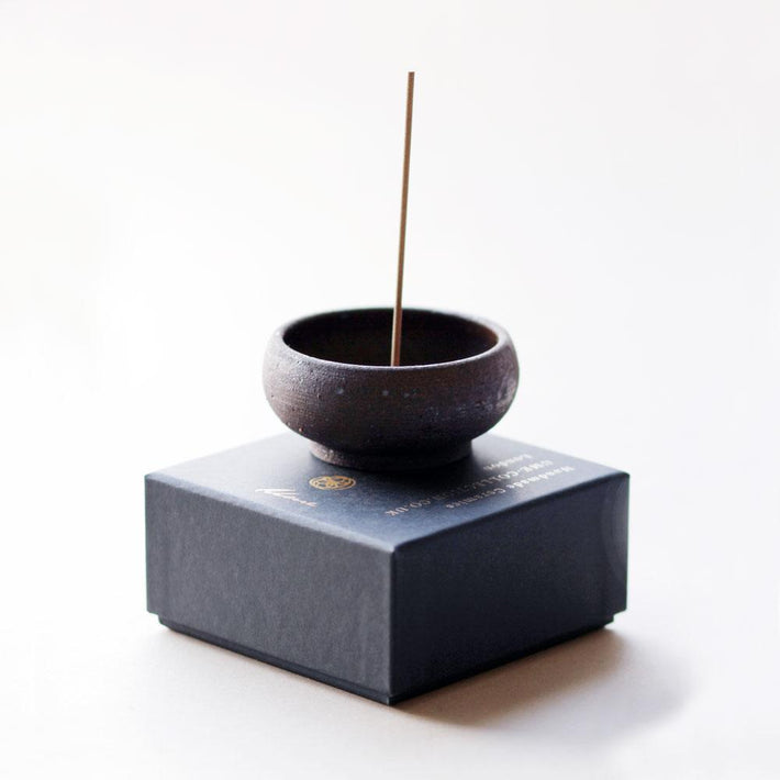Wabi Sabi Incense Bowl
