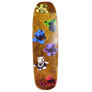 "LIU X Nancy Teddies Board 9"" (Brown)"