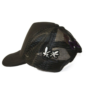 Visual FX Trucker Hat (Black)