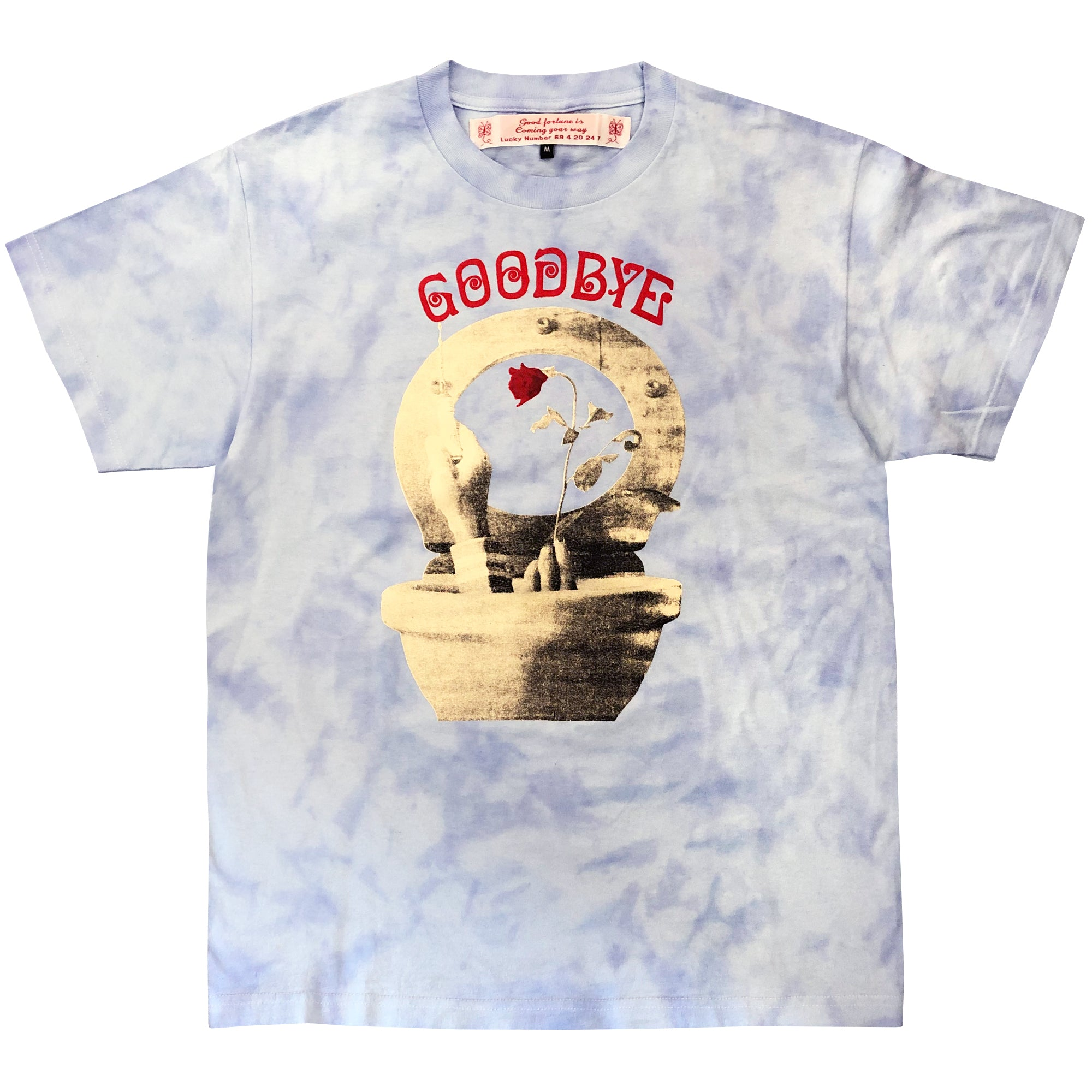 Goodbye S/S T-shirt (Skydye)