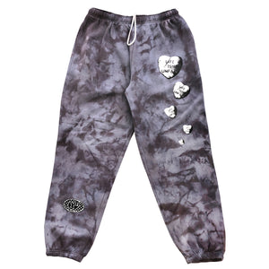 Double Dyed Sweatpants (Multi)