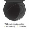 AXIS TQ6801 Hydrophilic Clear Dome