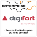 Digifort Enterprise Pack analitico na camera
