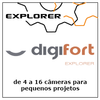 Digifort Explorer Pack de Câmeras