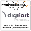 Digifort Professional Base de Câmeras