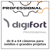 Digifort Professional Pack LPR na camera