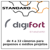 Digifort Standard Pack Analítico na Câmera