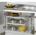 KITCHEN LAYER STORAGE RACK - HOME & LIVING | JIAG STORE Lifestyle Home Improvement