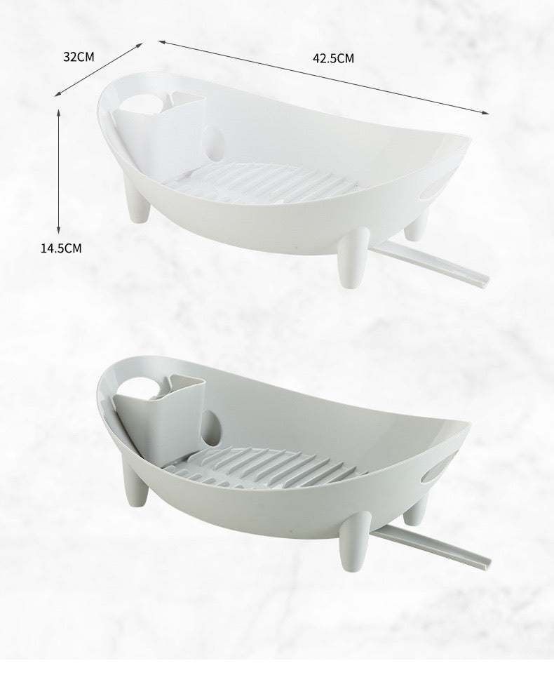 DRAIN BOWL RACK - HOME & LIVING | JIAG STORE Lifestyle Home Improvement
