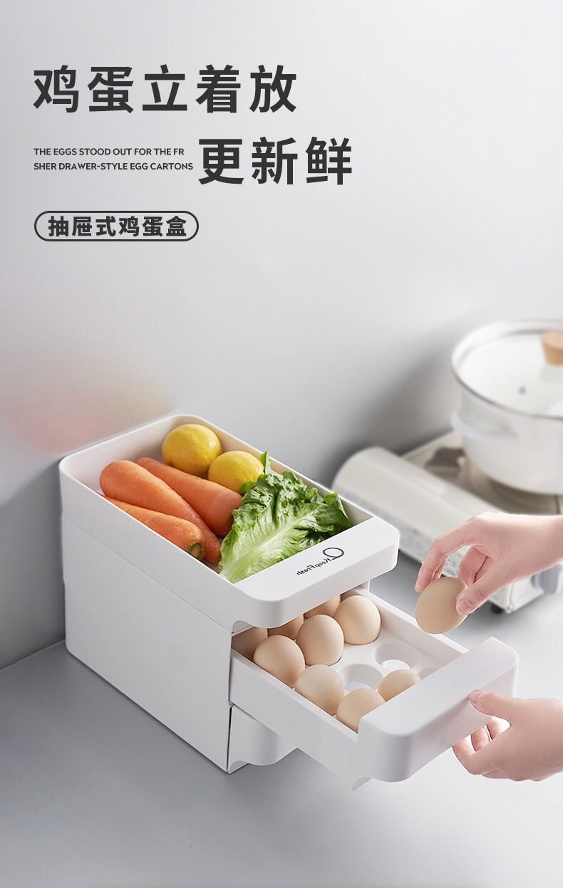 DRAWER-STYLE EGG CARTONS -  | JIAG STORE Lifestyle Home Improvement