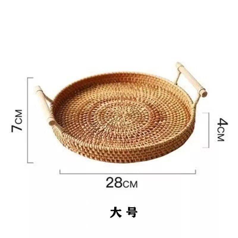 VIETNAM RATTAN STORAGE BASKET -  | JIAG STORE Lifestyle Home Improvement