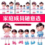 DOU DOU FAMILY ORNAMENTS - HOME & LIVING | JIAG STORE Lifestyle Home Improvement
